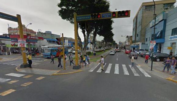 Cambista fue herido durante intento de asalto en Av. Arequipa