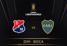 Independiente Medellín vs. Boca Juniors EN VIVO vía ESPN: HOY en el Atanasio Girardot por Copa Libertadores