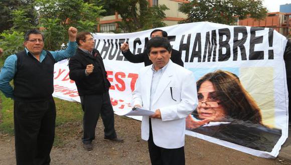 """Huelga de médicos del Minsa está en etapa de """"poco acatamiento"""""""
