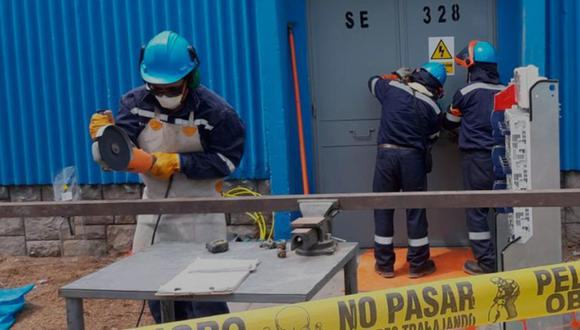 Distritos de Lima y Callao se verán afectados por un corte de luz debido a trabajos de mantenimiento en las redes eléctricas, informó Enel | Foto: GEC