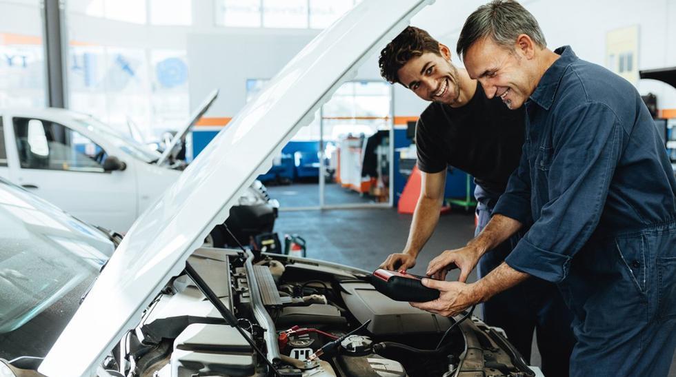 Consejos para mantener el motor de tu auto