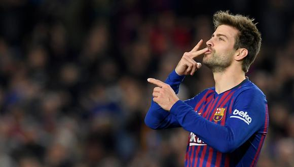 Barcelona vs. Villarreal EN VIVO: asistencia de Dembélé, cabezazo de Piqué y golazo del 1-0 para los culés