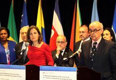 Grupo de Lima pide a ONU actuar ante crisis humanitaria en Venezuela