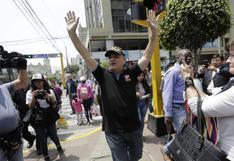 Daniel Urresti: JEE desestimó pedido de exclusión