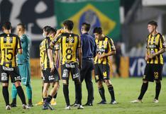 Santos vapuleó por 5-0 a The Strongest por la Copa Libertadores