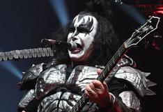 KISS: bajista Gene Simmons contrajo COVID-19 y banda suspende gira