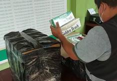 Tumbes: contrabandista escapa y abandona más de 6 mil cigarros ilegales en la frontera