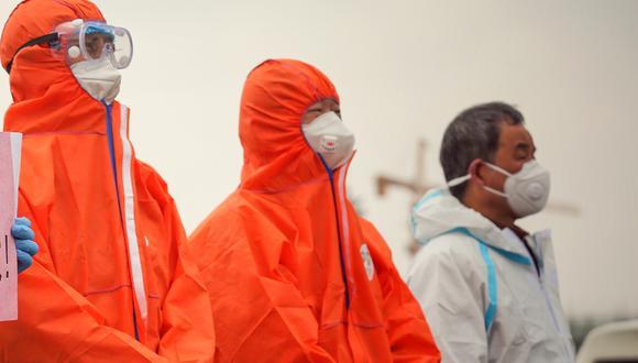 Se reporta la primera muerte por coronavirus en Australia. (Foto: AFP/Referencial)
