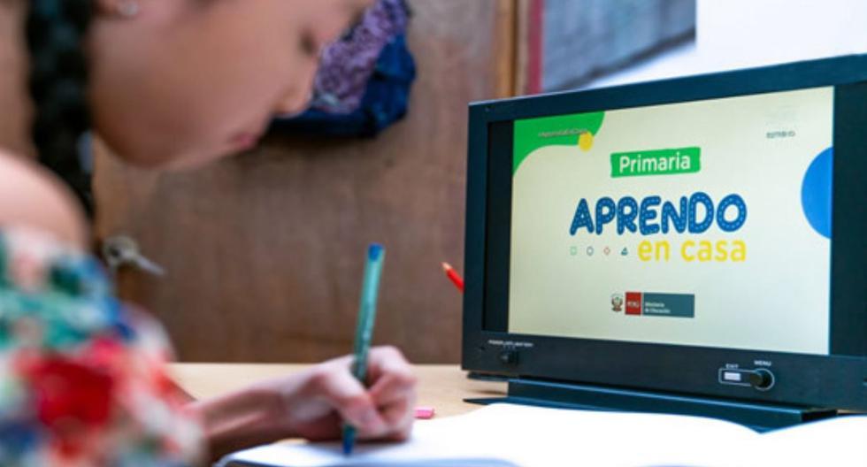 El estudio señala que el 42% y el 67% de los encuestados con hijos en escuelas privadas y públicas, respectivamente, cree que se necesitarán clases de regularización.  (Foto: Minedu)