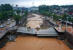 Comunidad internacional revisa informe de la ONU sobre el cambio climático tras serie de catástrofes