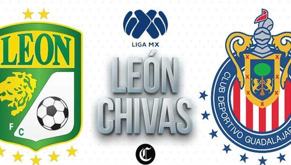 León vs. Chivas: revisa horarios y canales de TV para ver el duelo por el Clausura 2021 de la Liga MX