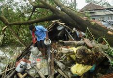 EN VIVO | Ciclón Amphan deja al menos 84 muertos en Bangladesh e India