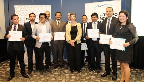 Concytec financia las becas de doctorado a 17 jóvenes peruanos