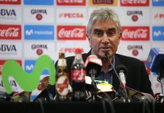 Juan Carlos Oblitas: lo que dijo sobre la renovación de Gareca, Oviedo y la FPF [VIDEO]