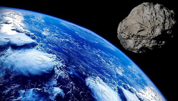 Ninguno de los grandes asteroides catalogados tiene opciones de estrellarse contra la Tierra en el próximo siglo. (Imagen referencial: Pixabay)