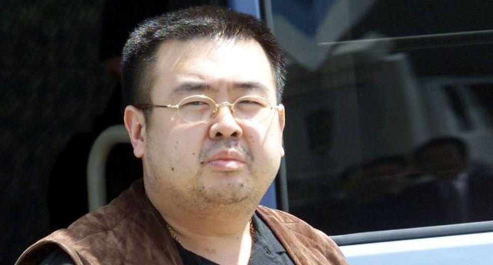 Kim Jong-nam, de 45 años, era el medio hermano mayor de Kim Jong-un.