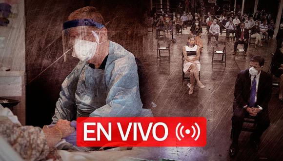 Coronavirus en Estados Unidos EN VIVO | Sigue EN DIRECTO las últimas noticias y las cifras actualizadas de casos confirmados y muertos por la pandemia Covid-19 en USA, hoy jueves 11 de Junio de 2020. (Foto: Diseño El Comercio)