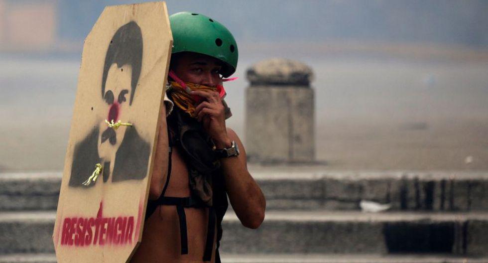 Venezuela: Una semana de lucha desde anuncio de Constituyente - 6