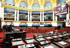 Congreso da primer paso para impedir que sentenciados en primera instancia postulen a cargos públicos