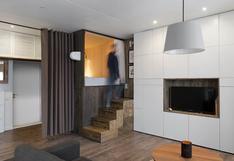 Así de cómodo resulta vivir en un departamento de solo 35 m2 | FOTOS