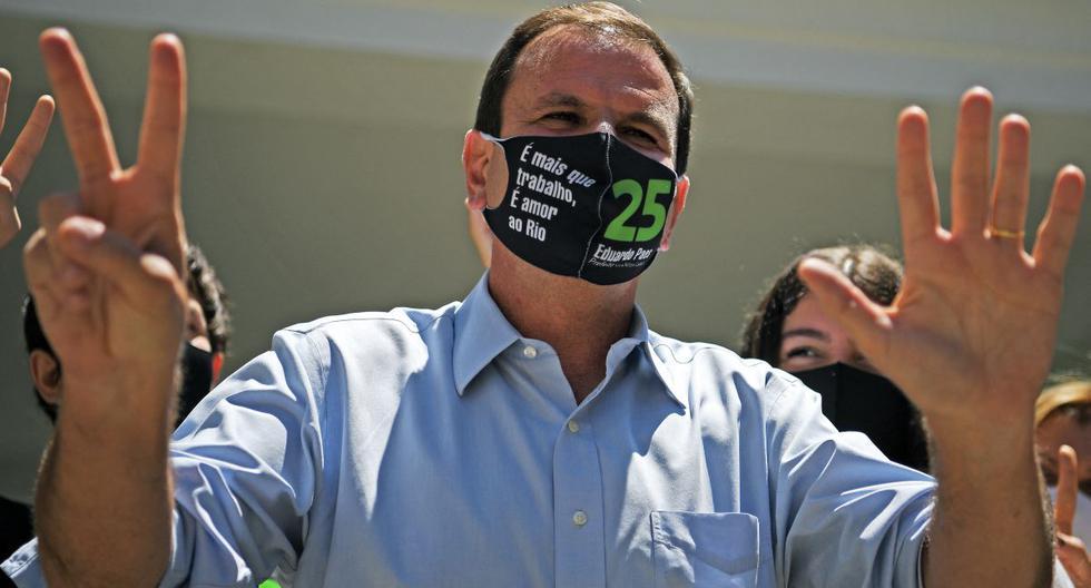 Rio de Janeiro Mayor Eduardo Paes reinfected with coronavirus