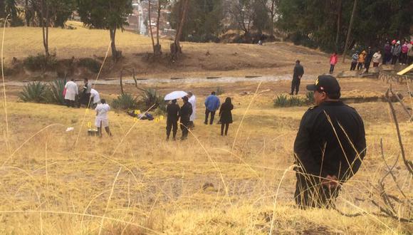 Las autoridades no descartan que la menor haya sido ultrajada. (Foto: Cortesía)