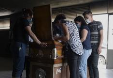 México registra 874 muertes por coronavirus en un día y el total llega a 207.020