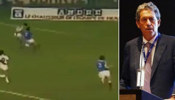Thorne cerró discurso en CADE con video de golazo de Oblitas
