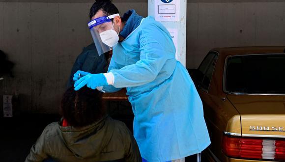 Alemania detecta varios casos de la variante india del coronavirus. (Foto: Tobias Schwarz / AFP).