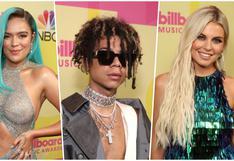 Billboard Music Awards 2021: Karol G, Alicia Keys y más artistas en su paso por la alfombra roja | FOTOS