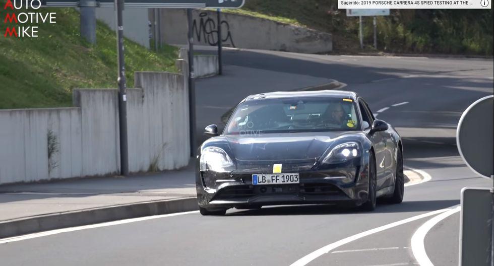 Porsche anunció una inversión de 6.000 millones de euros en su programa de movilidad eléctrica. (Foto: YouTube).