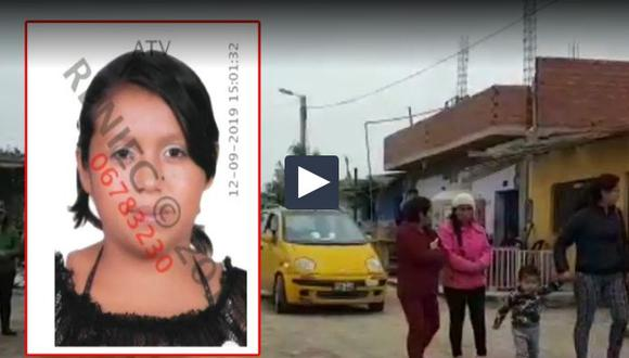 La mujer fue acuchillada en la espalda, la cabeza, estómago y en otras partes de su cuerpo por el acusado Manuel Jesús Díaz Gallardo. (Foto: Captura ATV+)