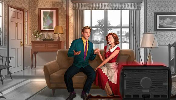 La showrunner Jac Schaeffer confía que la pareja se reunirá de alguna forma en el futuro (Foto: Marvel Studios)