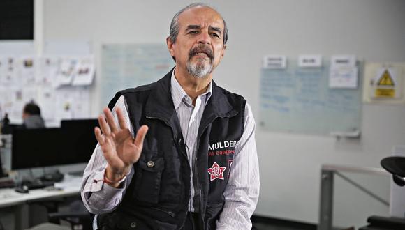 Desde el 2001, Mauricio Mulder ha sido elegido congresista en cuatro oportunidades consecutivas. (Foto: Alonso Chero/ GEC)