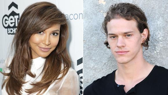 """Glee"": Naya Rivera se casó en secreto con Ryan Dorsey"