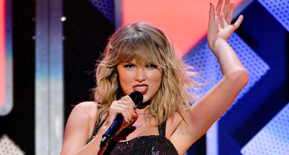 Taylor Swift recibirá un premio honorífico de GLAAD por su activismo LGBTQ (Foto: AFP)