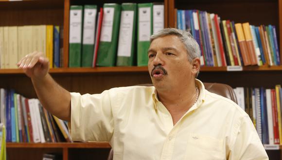 Alberto Beingolea dijo que el concejo de la Municipalidad de Lima aprobó estos proyectos sin conocer los aportes a favor de Susana Villarán. (Foto: GEC)