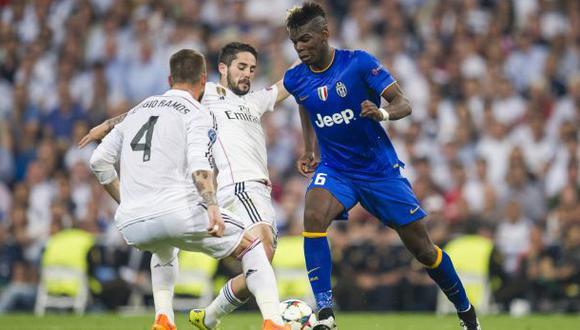 Real Madrid desmintió acercamientos para fichar a Paul Pogba