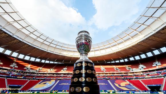 Copa América 2021: sigue el minuto a minuto del evento en vivo | Foto: @CopaAmerica