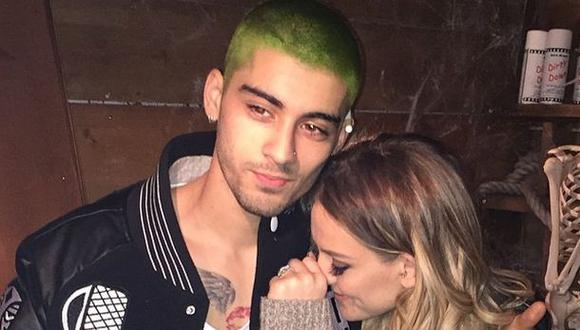 One Direction: Zayn Malik estrena irreverente look