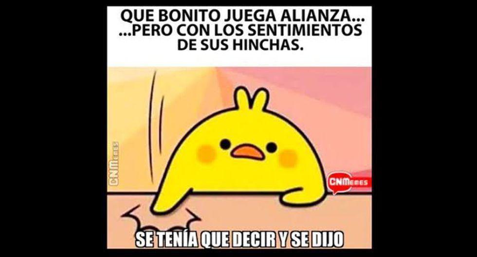 Los memes de la derrota de Alianza Lima ante Cienciano. (Foto: Facebook)