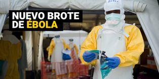 La OMS confirma nuevo brote de ébola en la República Democrática del Congo