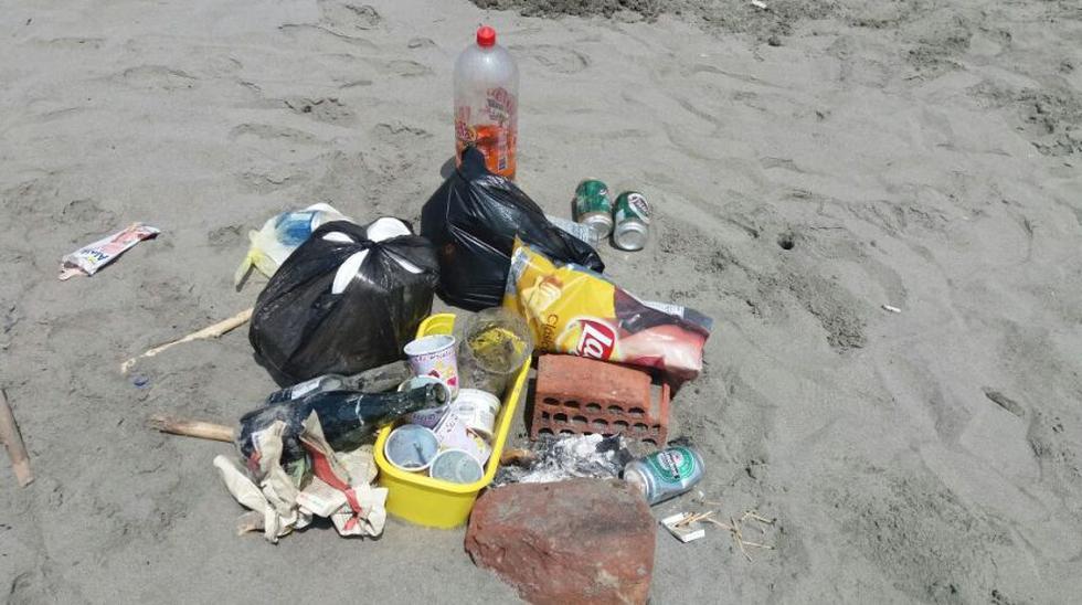 Semana Santa: así quedaron las playas del sur de Lima [FOTOS] - 8