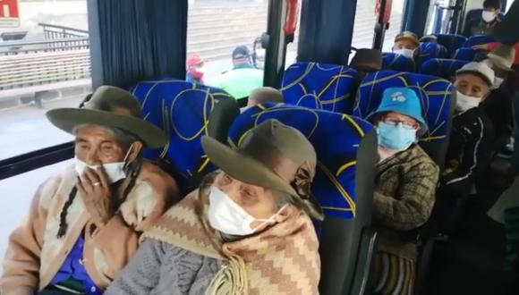 Los adultos mayores son población de riesgo ante el nuevo coronavirus. (Foto: Melissa Valdivia)