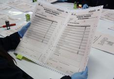Elecciones 2018: ONPE inició impresión de las 80 mil actas padrón