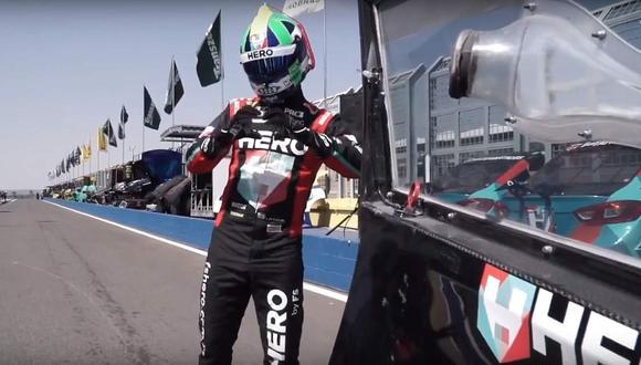En el video se ve al actual piloto del equipo Hero Motorsport bailando al ritmo del 'In My Fellings', del rapero estadounidense Drake. (Youtube)