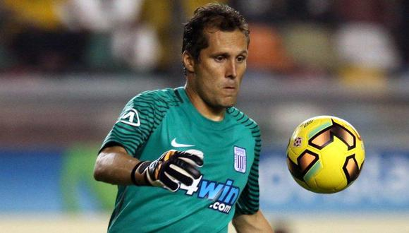 Leao Butrón sigue sumando reconocimientos por sus destacadas actuaciones en el torneo nacional. Esta vez desde España analizaron su rendimiento en Alianza Lima. (Foto: USI)