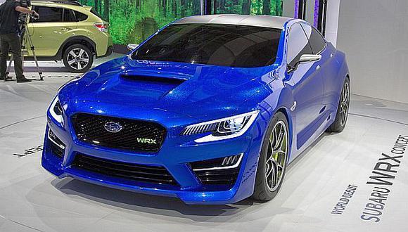 Indumotora llama a revisión a vehículos Subaru Impreza y WXR