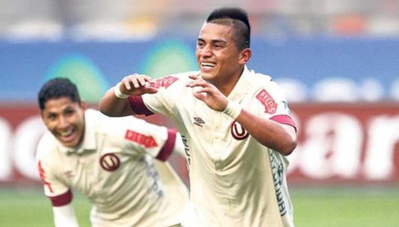 Diego Chávez entró en la convocatoria de Universitario de Deportes para enfrentar a Sport Boys. (Foto: Archivo GEC)
