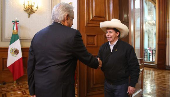 Castillo Terrones viajará luego a Estados Unidos para participar en sesiones de la OEA y la ONU. (Foto: @presidenciaperu)